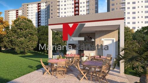 Imagem 1 de 16 de Residencial Portal Dos Ipês  - 1324 Ap59307