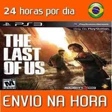 The Last Of Us Midia Digital Psn Ps3!!