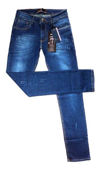 Calça Jeans Masculina Colcci Mustache Slim Fit Original