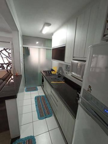 Apartamento Com 2 Dormitórios À Venda, 60 M² Por R$ 225.000,00 - Vila Belvedere - Americana/sp - Ap6539