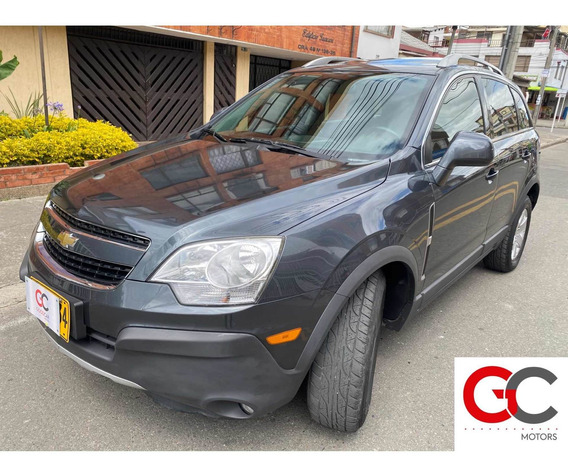 Chevrolet Captiva Sport 2.4 Techo, Cuero