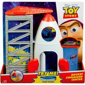 Toy Story 3 Conjunto Pizza Planet Mattel Interagir + Brinde