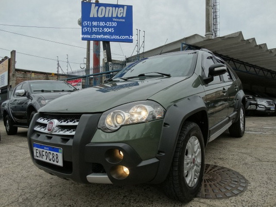 Fiat Palio Adventure Locker 2010 Financiamos 100%!!
