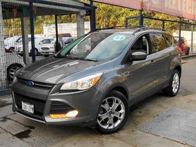 Impecable Camioneta Ford Escape 2.5 Se Plus At 2014