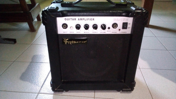 Amplificador Fredmaster 15watts