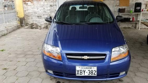 Chevrolet Aveo Activo 1.6 Con Papeles Al Dia 8000 Negociable