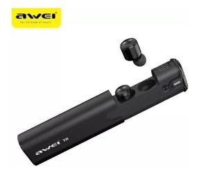 Fone De Ouvido Wireless Sem Fio T8 Awei Ear Buds Original
