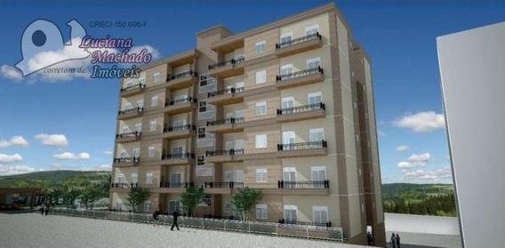 Apartamento Para Venda Em Atibaia, Centro, 2 Dormitórios, 1 Banheiro, 1 Vaga - Ap00119