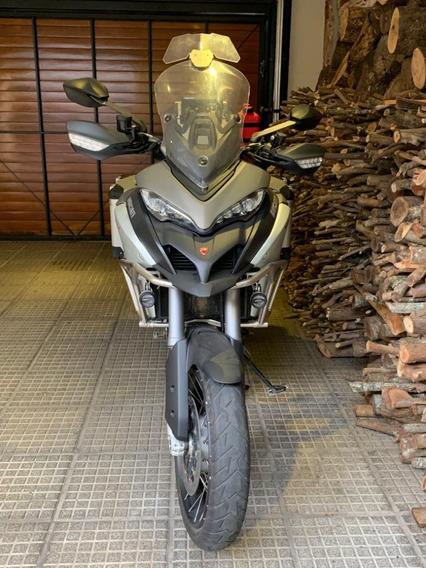 Ducati Multistrada Enduro 1200 2017