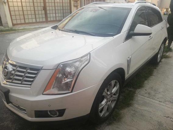 Cadillac Srx 2015 - Quemacocos Panorámico - Impecable !!!