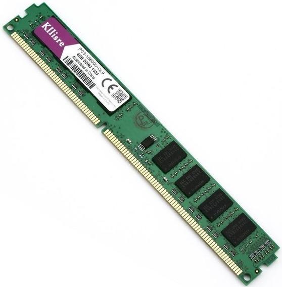 Memoria 4gb Ddr3 1600/1333mhz Pc3-12800 Só Amd Am3 Am3+