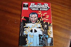 Comic Marvel 2003 / Punisher War Zone 1 / Only Dead / Reediç