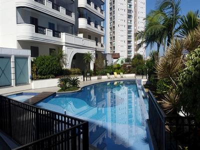 Apartamento De Alto Padrão Residencial As Gaivotas - Vila Osasco. - 11162
