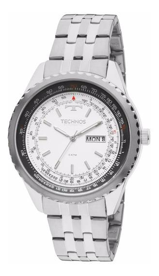 Relógio Technos Automático Lindo 8205nm/1b + Frete