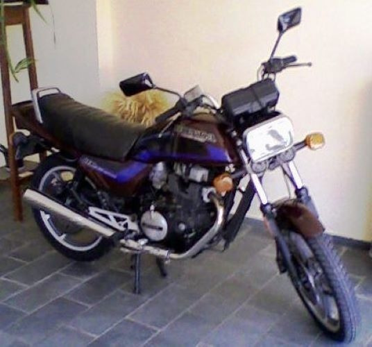 Cb 450 Dx Luxury Esport