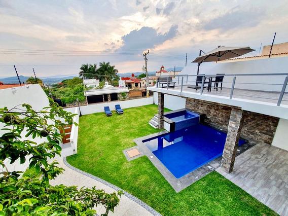 Casa, Fin De Semana En Cuernavaca, 4 Suites Aire-acondiciona