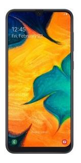 Celular Samsung Galaxy A30 Dual Sim Black Sm-a305gzkbpeo