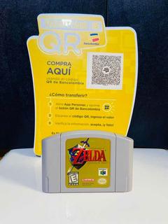 Juego Original The Legend Of Zelda Ocarina Of Time Para N64