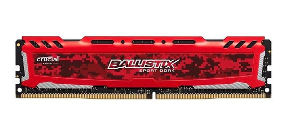 Memoria RAM 4 GB 1x4GB Crucial BLS4G4D26BFSE