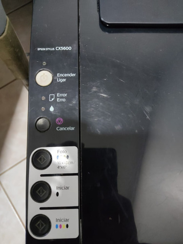 Epson Stylus Cx5600 Peças