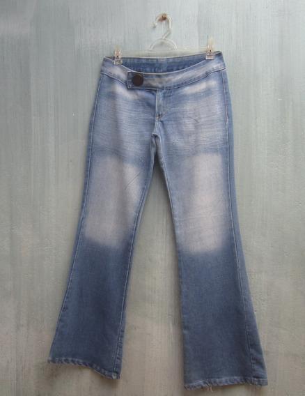 Calça Jeans Feminina Usada Marca Neword Tamanho 42