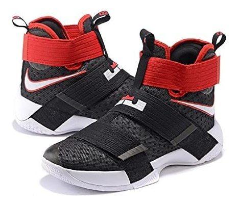 Nike Lebron Soldier 10. Zapatillas De Básquet