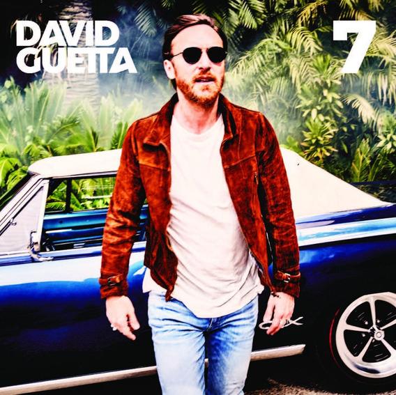 Cd Duplo David Guetta 7 - Pronta Entrega - Original (2018)