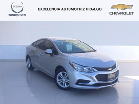 Chevrolet Cruze 1.4 Ls At 2017 Plata