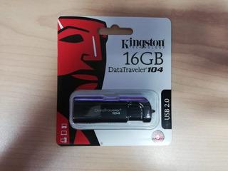 Memoria Usb Kingstong De 16gb 2.0