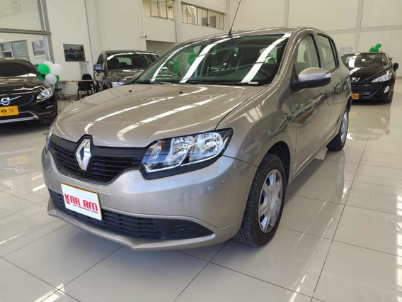 Renault Sandero Expression Aa Abs