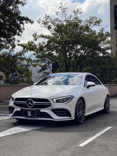 Mercedes-benz Clase Cla 35 Amg