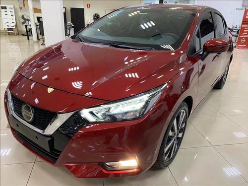 Nissan Versa 1.6 16v Flex Exclusive Xtronic