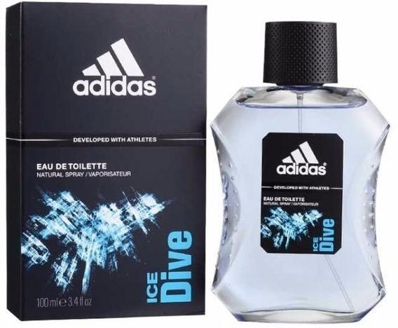 Perfume adidas Ice Dive 100ml, Original