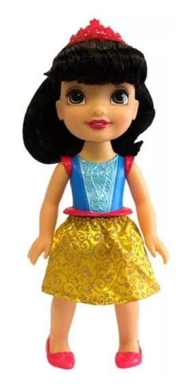 Boneca Branca De Neve Clássica Princesa Disney 30cm Original