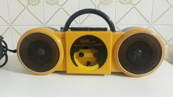 Micro System Recorder Cce-cs 80x