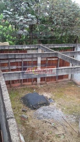 Terreno À Venda, 300 M² Por R$ 300.000,00 - Jardim Nápoli - Itaquaquecetuba/sp - Ai19350