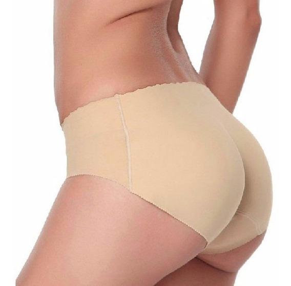 Panty Calzon Aumenta Pompis Relleno Ropa Interior Lencería