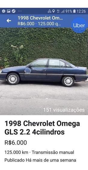 Chevrolet Omega 2.2 Gls 98/98
