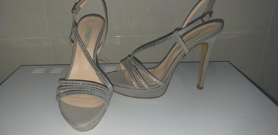 Sandálias Twiggy Paris Importadas Da Itália