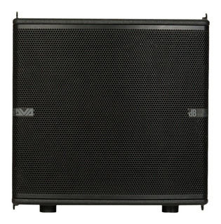 Ftm Bafle Subwoofer Line Array Db Technologies Dva Ms12 - 14