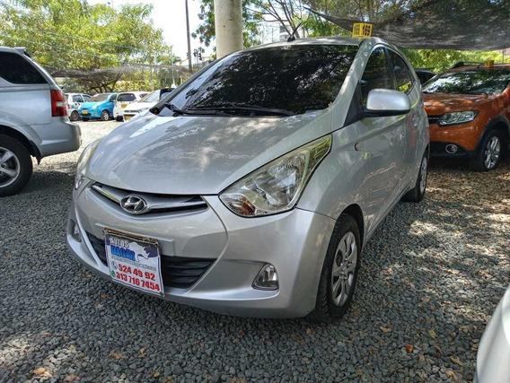 Hyundai Eon Motor 800 2015 Plata Suave 5 Puertas