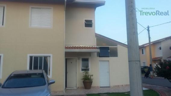 Casa Residencial À Venda, Parque Jambeiro, Campinas. - Ca1188