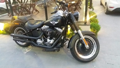 Harley Davidson Softail Fat Boy Low Abs 2014