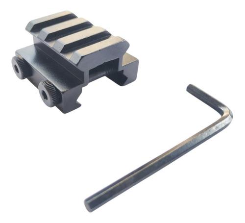 Trilho Elevador Mini - Eleva De 22mm Para 22mm - Arsenal Rio