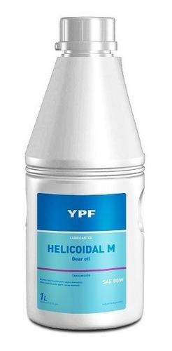Lubricante De Transmisión Ypf Helicoidal M 80w 1 Litro