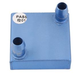 Blocode Calor 41x41x12mm Alumínio Waterblock Líquido Refri