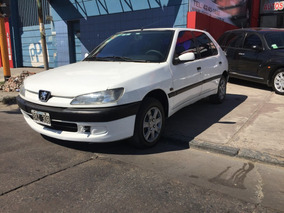Peugeot 306 Xr 1.8 5p 1998 Impecable