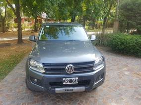 Volkswagen Amarok 2.0 Cd Tdi 163cv 4x2 Trendline 1t2 2011