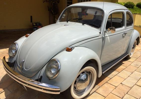 Volkswagen Fusca 1300 Placa Preta (com Certificado) Beetle