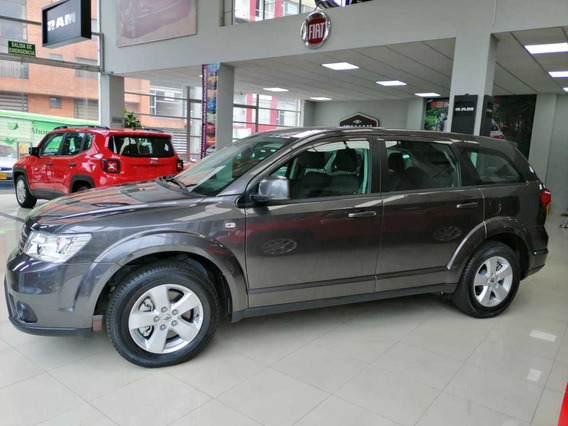 Dodge Journey Express 2,4 At 4x2 7p